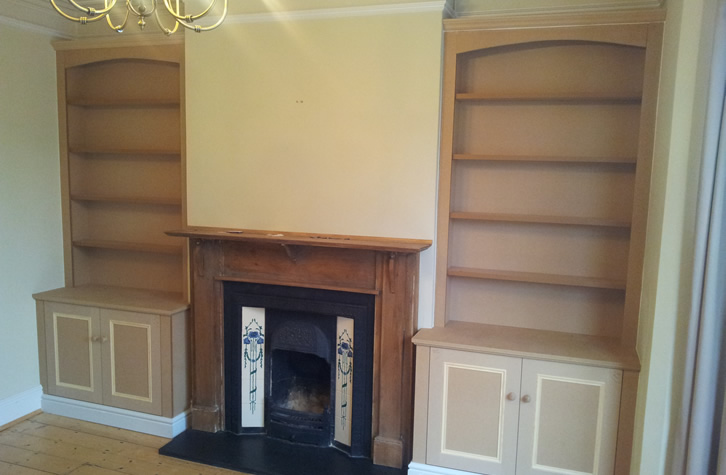 Alcove Cabinets Bespoke Furniture Fitters Surrey